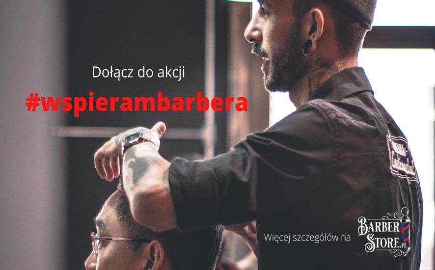 #wspierambarbera